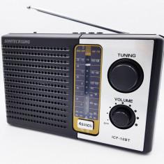 Radio portabil cu functie bluetooth