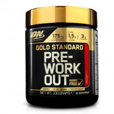 PRE WORKOUT OPTIMUM 330gr