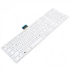Tastatura Laptop Toshiba Satellite L855 US alba