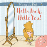 Winnie-the-Pooh: Hello Pooh Hello You Mirror Book