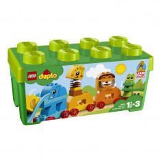 LEGO Duplo Prima mea cutie de cărămizi cu animale (10863)