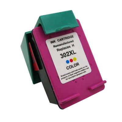 Cartus compatibil remanufacturat pentru HP302XL, Color foto