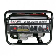 Generator de curent monofazat BS 2000 (2 x 220V), motor OHV 6 CP, AVR, putere...