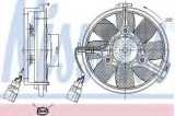 Ventilator, radiator AUDI A6 Avant (4B5, C5) (1997 - 2005) NISSENS 85547