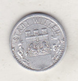 bnk mnd Germania jeton notgelt 10 pfennig 1920 Witten