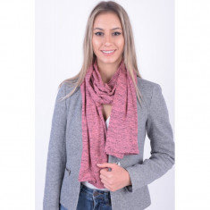 Fular Only Onlfireija Knitted Pink Lemonade