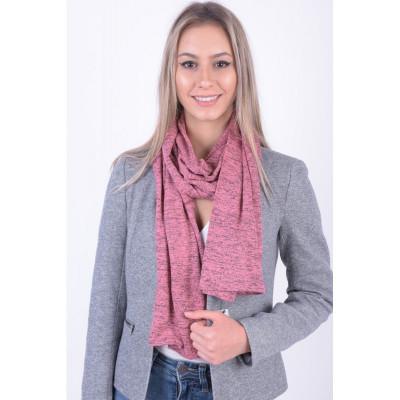 Fular Only Onlfireija Knitted Pink Lemonade foto