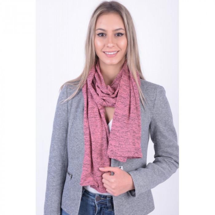 Fular Only Onlfireija Knitted Pink Lemonade