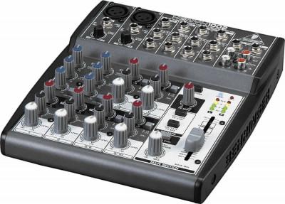 Mixer audio Behringer XENYX 1002 foto