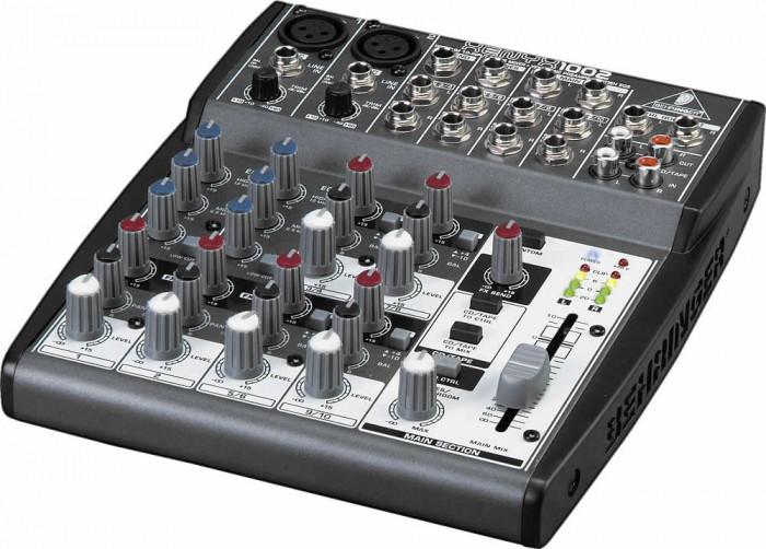 Mixer audio Behringer XENYX 1002