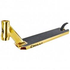 Deck Trotineta Chilli Reaper 50cm Gold