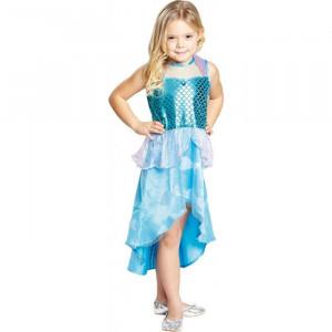 Costum Sirena Fetite 9-10 ani