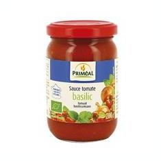 Sos Bio de Tomate cu Busuioc Primeal 200gr Cod: 3380380078408