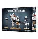 Miniatura Tau Empire XV88 Broadside Battlesuit