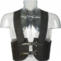Protectie Arroxx, X-Base pentru coaste, Pilot Kart, culoare negru, marime XXL Cod Produs: MX_NEW 54520XXL