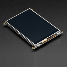 "Shield display TFT FeatherWing cu touchscreen 3.5"" 480x320 pentru Adafruit Feather"