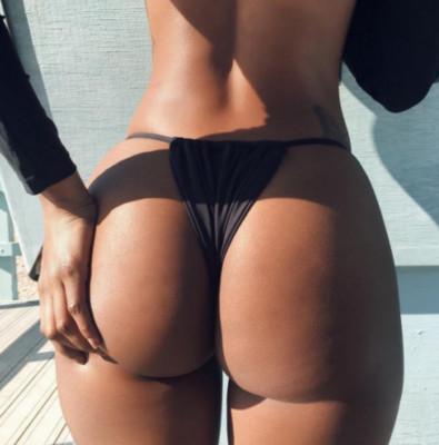Bikini Mini Boxeri Chilotei Sexy in V Straps Costum de Baie Chiloti Brazilieni foto