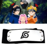 Bandana NARUTO headband Leaf Village Cosplay noua in cutie