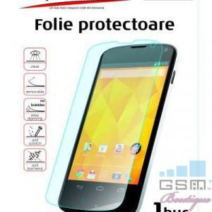 Folie Protectie Display Motorola Moto M Crystal