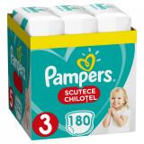 Cumpara ieftin Scutece-chilotel Pampers Pants XXL Box Marimea 3, 6-11 kg, 180 buc (3x60)