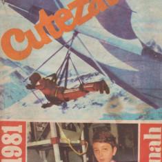 Almanah Cutezatorii, 1981