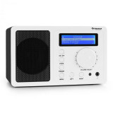 Auna IR -130 radio de internet wireless streaming alb