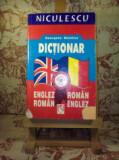 "Georgeta Nichifor - Dictionar Englez-Roman Roman-Englez ""9513"""