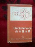 A6 Electrotehnica de la A la Z – Emil Micu