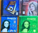 Angela Similea - Un Roman De Iubire.., Lumea Mea & Anii 70 (set 4 CD)