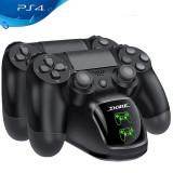 Dock incarcator dual pentru controller maneta PlayStation 4 PS4 PS4 Slim PS4 Pro