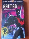 BATMAN , Legenda Continua   - Desene Animate ,  Caseta Video VHS