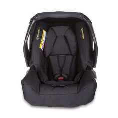 Scaun auto Junior Baby - Snugfix Extrem Black