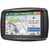 Sistem de navigatie GPS pentru moto Garmin Zūmo 595LM 5inch, harta Europa 22 tari si Update gratuit al hartilor pe viata