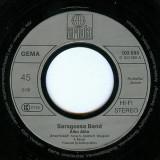 "Saragossa Band - Aiko Aiko (1981, Ariola) Disc vinil single 7"""
