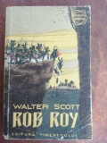 Rob Roy- Walter Scott