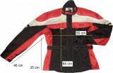 Geaca moto LOUIS membrana Waterpoof, protectii (S/XS) cod-447020