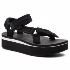 Sandale Femei casual Teva Flatform Universal Mesh Print