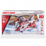 Elicopter Metalic 20in 1-Meccano