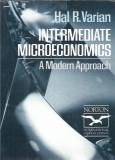 Intermediate microeconomics. A modern approach - Hal R. Varian (st. impecabila)