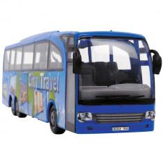 Autobus Dickie Toys Touring Bus albastru