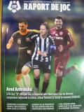 Revista fotbal - Raport de joc, anul Ardealului, CFR Cluj, U Cluj