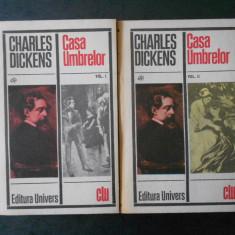 CHARLES DICKENS - CASA UMBRELOR 2 volume