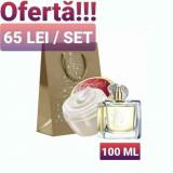 Today 100 ml + lotiune, Apa de parfum, Avon