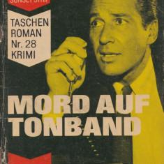 Lindberg, J. - MORD AUF TONBAND, ed. Neuer Tessloff, Hamburg, 1964