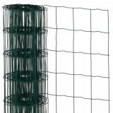 Cumpara ieftin Nature Plasă din sârmă verde 0,8 x 10 m oțel cu plastic dreptunghiular