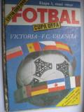 Victoria Bucuresti-FC Valencia (27 septembrie 1989)