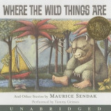 Where the Wild Things Are: In the Night Kitchen, Outside Over There, Nutshell Library, Sign on Rosie's Door, Very Far Away