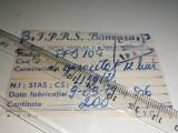 Cumpara ieftin BILET VECHI - BON IPRS BANEASA