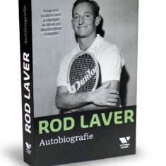 Rod Laver. Autobiografie | Rod Laver, Larry Writer