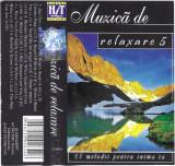 Caseta All Stars – Muzicã De Relaxare 5 , originala, holograma